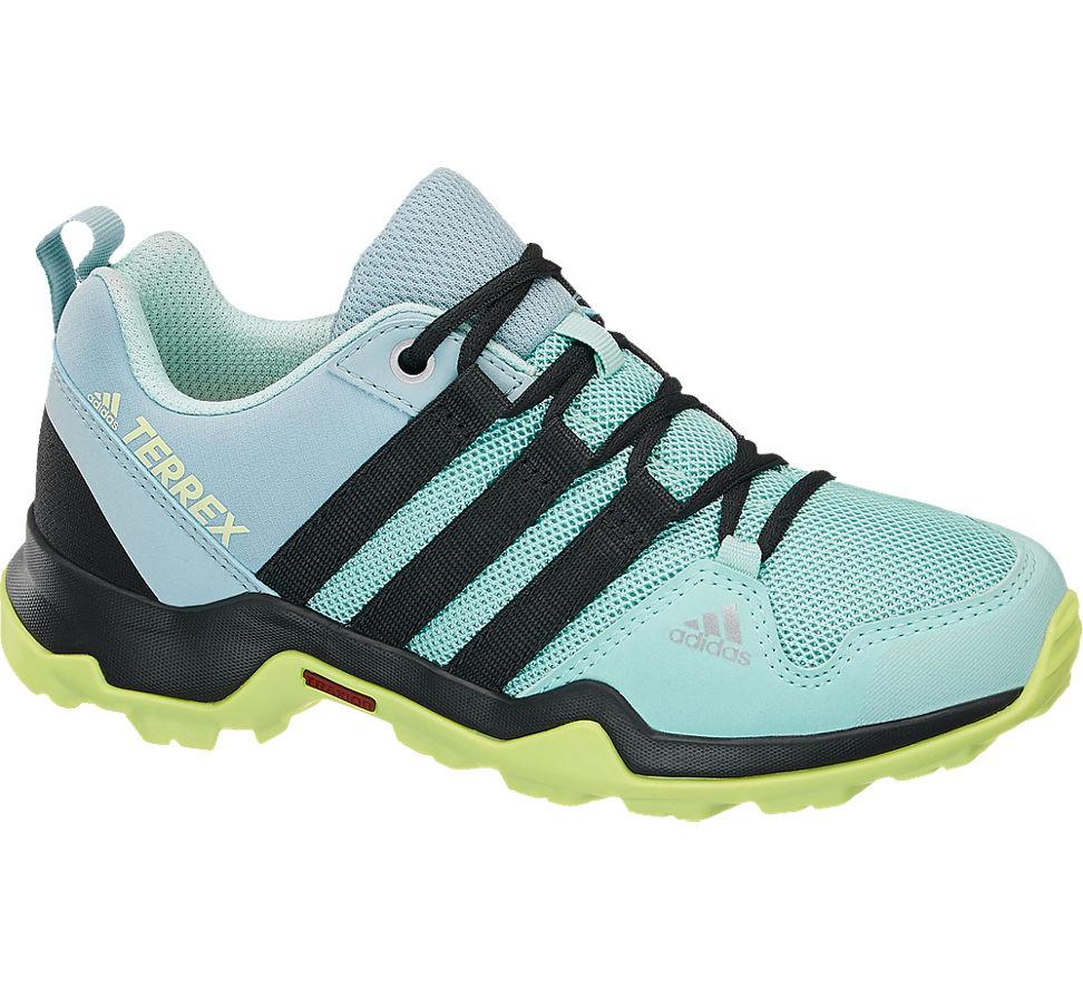 Trekking Schuh Terrex AX2R K von adidas in türkis DEICHMANN