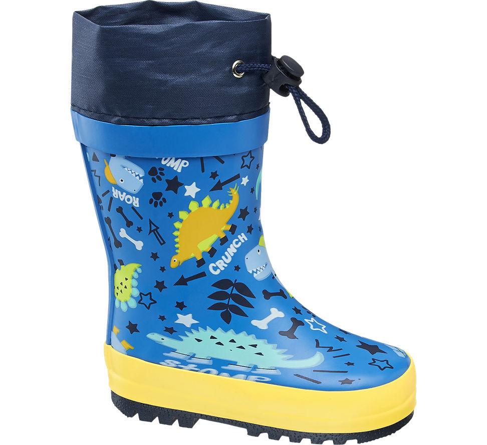 Cortina Mädchen Gummistiefel blau Neu