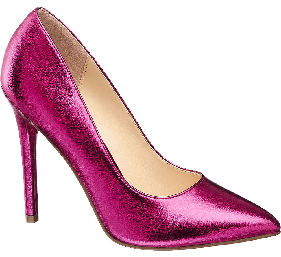 5453f85ac2a36 Catwalk Damen Pumps pink Neu