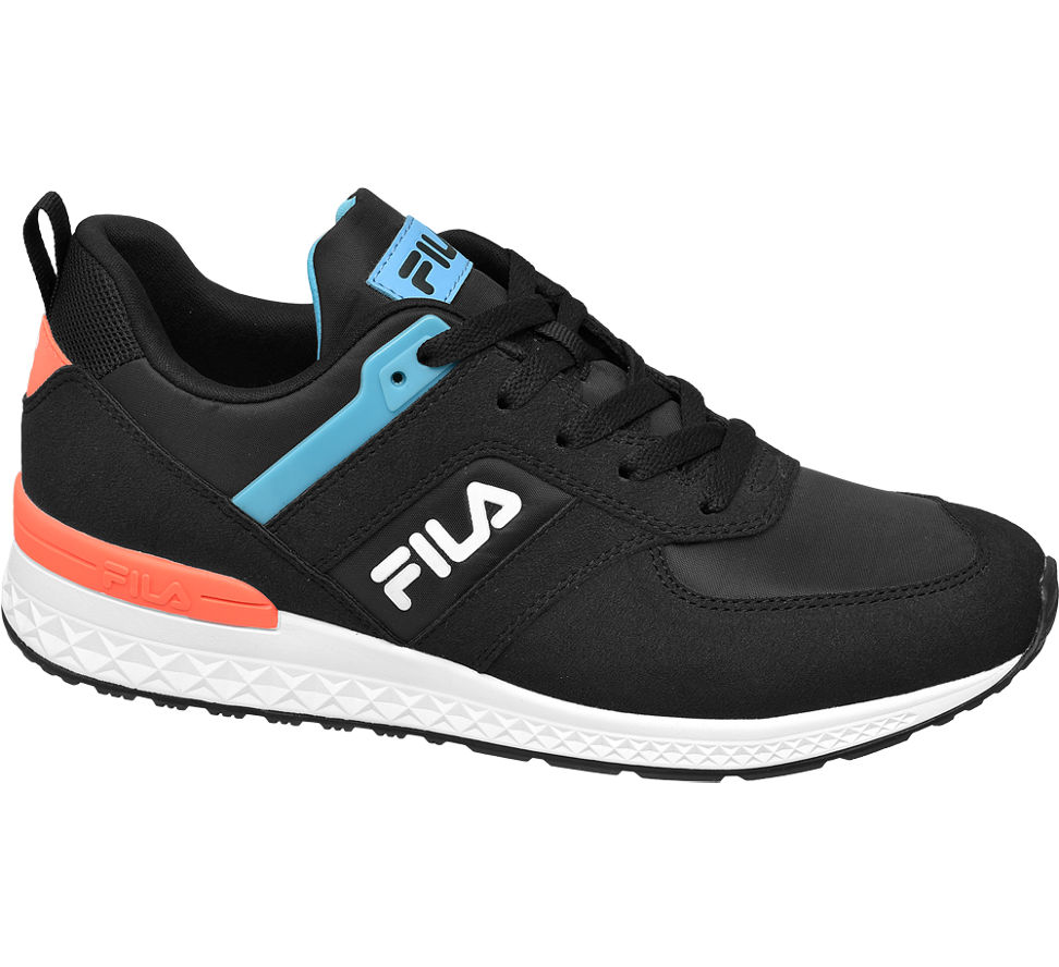 Details zu Fila Herren Sneaker schwarz Neu