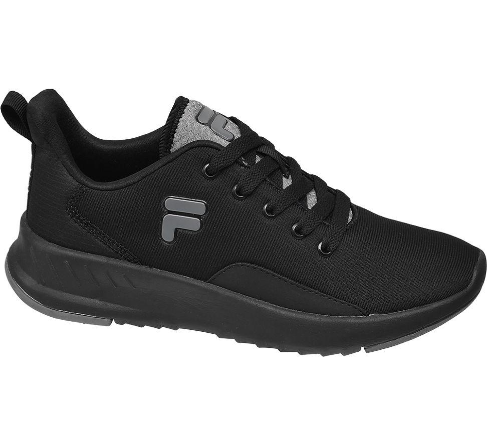 Details zu Fila Damen Sneaker schwarz Neu