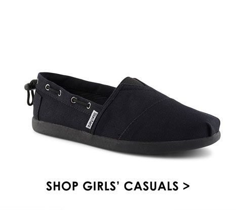 Off Broadway Shoes. Shop Girls' Casuals. Shop Now.